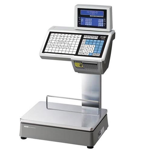 CAS CL-5500D Label Printing Scale